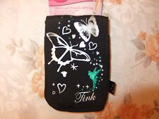 Disney Tinkerbell Mobile Portable MP3 Bag with zipper New,Rare