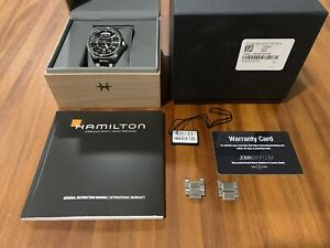 Hamilton Khaki Pilot Day/Date H64615135 Swiss Made Automatic Watch