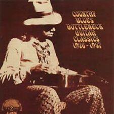 Country Blues Bottleneck Guitar Classics: 1926-1937 1991 Yazoo CD.