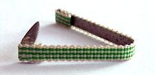 Rappel barrette fixe ruban de boutonnière pour la médaille des DARDANELLES.