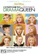 Confessions Of A Teenage Drama Queen (DVD, 2005) -- Free Postage --