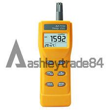 Digital CO2 Meter tester Handheld Analyser Temperature RH Meter 9999 ppm AZ-7752