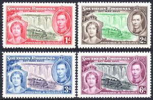 Southern Rhodesia 1937 Coronation set, SG.36/9, fine UM