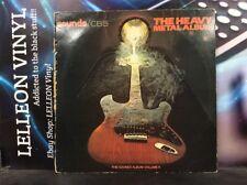 El álbum de metal pesado álbum LP vinyl record SS4 A1/B1 Rock compilación años 70