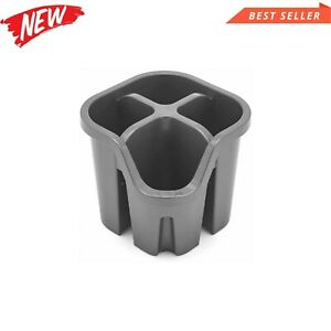 Addis 518357 Eco 100% Recycled Plastic Cutlery Utensil Drainer Tray holder caddy