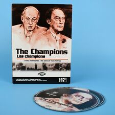 The Champions / Les Champions DVD - Mini Series Documentary - Pierre Trudeau