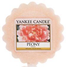 YANKEE CANDLE cialda profumata wax Peony durata 8 ore