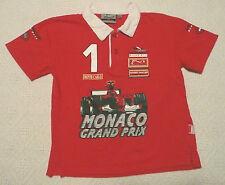 """Polo de la marque """"Monaco Grand Prix"""" 5/6 ans"""