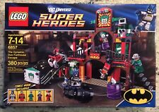 LEGO 6857 DC Universe Super Heroes Batman The Dynamic Duo Funhouse Escape, NISB