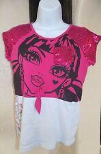 Monster High T Shirt Girls Size 14-16
