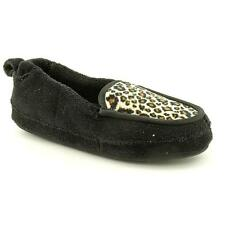 Clothing, Shoes & Accessories Daniel Green Womens Ruffle Leather Closed Toe Slip On Slippers Discounts Sale