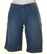 "Bnwt Women's Oakley Independence Stretch Denim Shorts UK8 W27"" New"