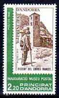 Andorra Francese 1986 Yvert n° 345 nuovo 1° scelta