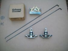 NOS Mopar 1972-1980 Dodge Truck & Ramcharger Tailgate Handle, Latches and Rods