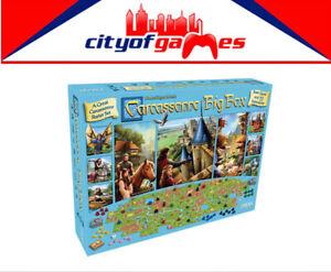Carcassonne Big Box 2017 Board Game Brand New