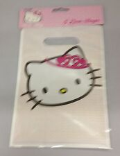 Hello Kitty Party Loot Bags Pack of 6 Great Party Fun Gifts to Take Home