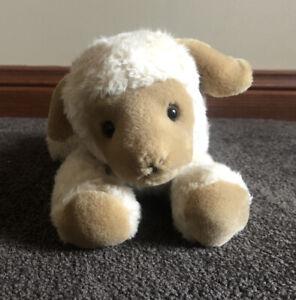 Kormico Plush White Lamb 25cm