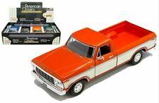 Motormax 1:24 Display American Classics 1979 Ford F-150 Custom Pickup Truck