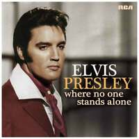 Elvis Presley - Where No One Stands Alone (NEW CD)