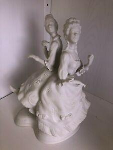 BOEHM Studio CINDERELLA BALLET bisque UGLY STEP SISTERS Figurine