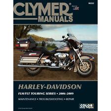 Clymer M252 Service Shop Repair Manual Harley FLH / FLT Touring Series 06-09