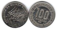 1 piece de 100 francs 1986 Guinée ( 001 )