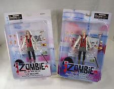 iZombie LIV MOORE action figures Regular & Full-On Zombie Mode (new)