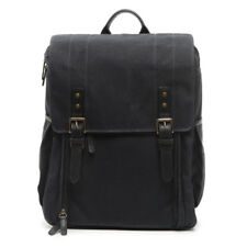 ONA Camps Bay Canvas Backpack (Black) - Premium Bags with Style