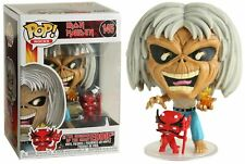 Iron Maiden - Pop! Rocks - Number of the Beast Eddie n°145 - Funko