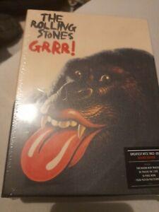 the rolling stones grrr! 3CD cofanetto da collezione box mai usato sigillato