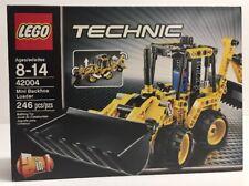 New LEGO Technic 42004 Mini Backhoe Loader Factory Sealed NIB