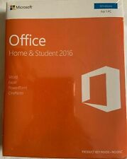 Office Home & Student 2016 Word Excel Powerpoint Onenote Product Key Microsoft