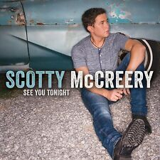 SCOTTY McCREERY : SEE YOU TONIGHT   (CD) Sealed