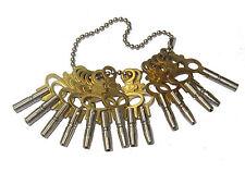 Reloj de bolsillo RDGTOOLS llaves 00-12 Herramientas de fabricación de joyas