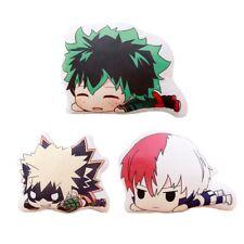 My Hero Academia Todoroki/Izuku Midoriya Deku/Katsuki Throw Pillow Anime Bolster