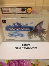 Bahamut Lagoon (Super FAMICOM, 1996) - Japanese Version VGA 85+ ARCHIVAL CASE