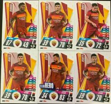 TOPPS MATCH ATTAX CHAMPIONS EUROPA LEAGUE 2020 2021 20 21 ROMA SCEGLI CARD