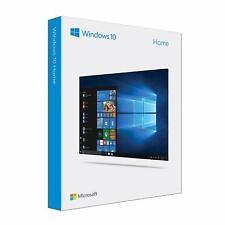 Microsoft Windows 10 Home Lizenz Key, 32&64bit, Vollversion