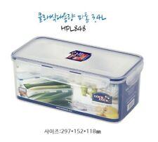 2pcs 3.4L Lock & Lock Vegetable Container HPL848 Food Storage Plastic Box_NK