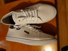 Ben Sherman Shoes SizeUK9 White Brandnew