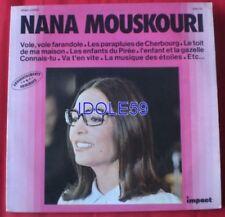 Vinyles Nana Mouskouri 33 tours