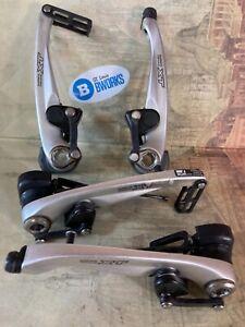 VTG Shimano Deore XT V-Brakeset BR-M760 Mountain Bike Linear Pull V Brake VGC