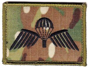 Army Australian Airborne Basic Para Wings Multicam