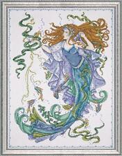 Design Works Sea Goddess Cross Stitch Kit