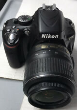 ✅ Nikon D5100 16.2 MP Digital SLR Camera With 18-55mm VR, ‼️read Description ‼️