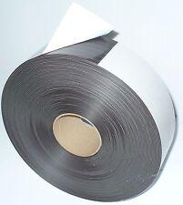"3"" X 100' Roll Adhesive Magnetic Tape - 60 mil - Magnum Magnetics"
