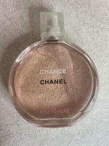 Chanel Chance Eau Tendre Eau De Parfum 100ml. 3.4fl.oz. Women's. New With Box.