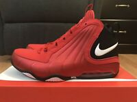 Nike Air Max Wavy Basketball Shoes University Red/White/Black AV8061-600