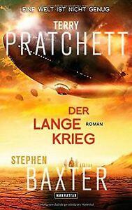 Der Lange Krieg: Roman von Pratchett, Terry, Baxter...   Buch   Zustand sehr gut