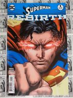 NM! Justice League Rebirth#1 Color Dell/'Otto Bulletproof NM BUY FROM the SOURCE